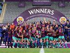 היסטוריה: בארסה זכתה בליגת האלופות לנשים