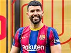 עכשיו זה רשמי: קון אגוארו חתם בברצלונה
