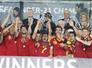 ספרד אלופת אירופה, 2:4 ענק על איטליה