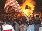 לילה אלים באיסטנבול