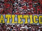 הקהל הטוב באירופה. אוהדי אתלטיקו בקלדרון (gettyimages). צפו בתקציר