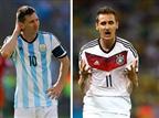 בעיות בצמרת: לגרמניה וארגנטינה יש מה לתקן