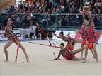 צפו: כסף לישראל באליפות העולם בהתעמלות