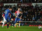 צפו במסי מזיע: 1:2 לארגנטינה על קרואטיה