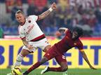 ים עצבים, בלי גולים: 0:0 בין רומא למילאן