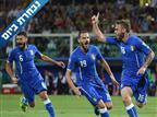 סקוודרה אפורה: איטליה מגיעה ליורו כאנדרדוג