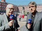 קרב עירוני: צפו בדיווח ממדריד
