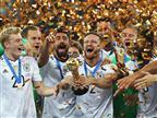 הבשורה: הגרמנים שולטים בכדורגל