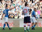 קרוטונה ירדה לליגה השניה אחרי הפסד לנאפולי