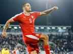 שערים מרהיבים למיטרוביץ' ב-2:2 של סרביה