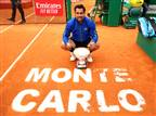 שיא הקריירה שלו: פוניני זכה במונטה קרלו