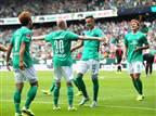 צמד לאוסאקו, 2:3 לברמן. ניצחון לפרנקפורט