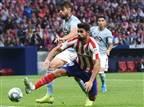 אתלטיקו שוב מעדה, 0:0 בבית עם סלטה ויגו