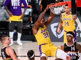 דייויס כבש את מצעד מהלכי הלילה ב-NBA