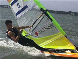 יואב כהן (צילום: באדיבות הוועד האולימפי הישראלי)