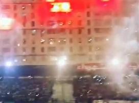 מטורף: כך נראה גמר גביע באלג'יריה