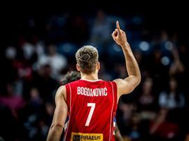 בוגדנוביץ' סחף את סרביה לחצי הגמר