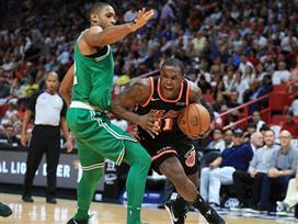 עד כאן: מיאמי עצרה את הרצף של בוסטון