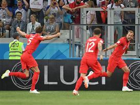 בתוספת הזמן: קיין העניק לאנגליה 1:2 על טוניסיה