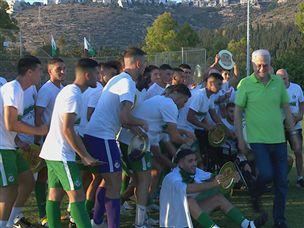 ימים ירוקים: מכבי חיפה חגגה אליפות גם בנוער