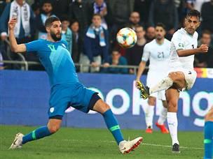 זהבי כבש, 1:1 לנבחרת מול סלובניה