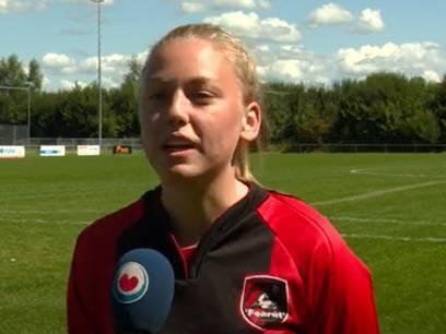 תקדים בהולנד: אשה תשחק בליגת גברים בוגרת