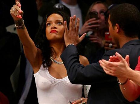 ריהאנה נתנה שואו (gettyimages)