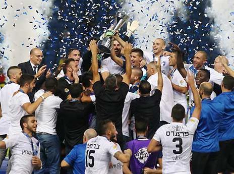 גביע אלוף האלופים לקרית שמונה (צילום: אלן שיבר)