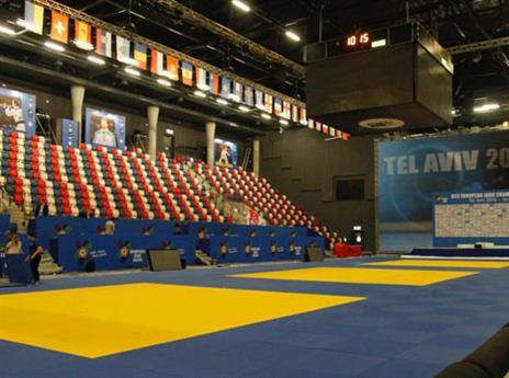 אליפות אירופה ראשונה בישראל מזה 23 שנים (איגוד הג'ודו האירופאי)