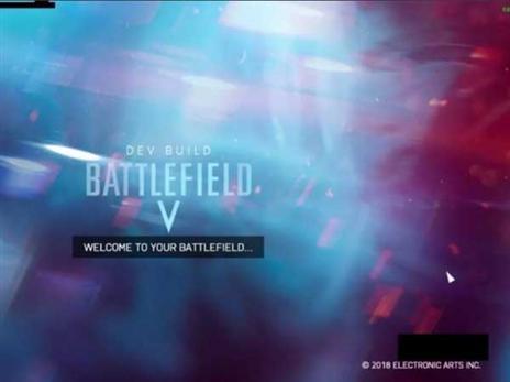 התמונה מתוך גרסת המפתחים של המשחק שדלפה לרשת.