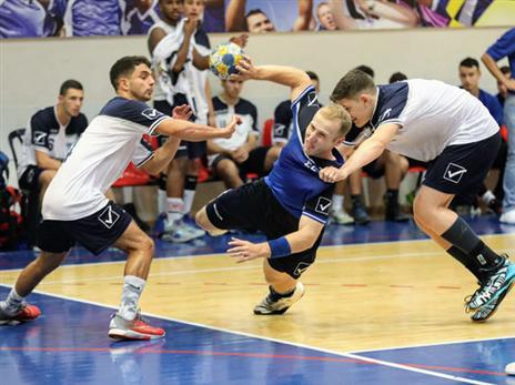 העתודה נחתה בסלובניה לקראת אליפות אירופה