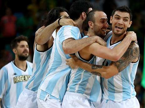 גם בנבחרת ארגנטינה הוא היה אגדה (getty)