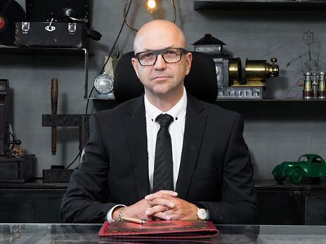 עורך דין אסף ורשה. צילום: רגב כליף