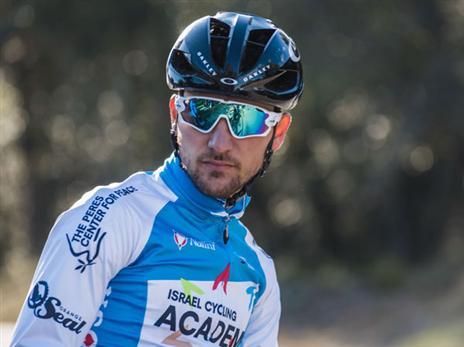 עוד עונה בכחול-לבן. שגיב (cycling academy)
