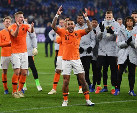 הולנד מול אנגליה בפלייאוף של ליגת האומות