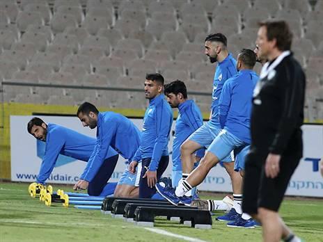 בקרוב נבחרת חדשה בכדורגל הישראלי (צילום: אלן שיבר)