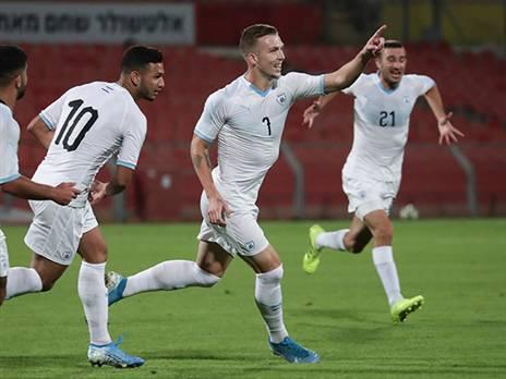 הנבחרת הבוגרת: 1:1 לישראל עם ספרד
