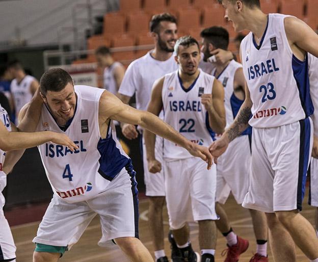נבחרת העתודה רעבה להפתעה (FIBA)