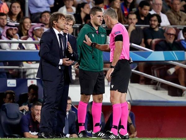 """המאמן האיטלקי בסיום המשחק: """"היינו צריכים לקבל יותר כבוד"""" (getty)"""