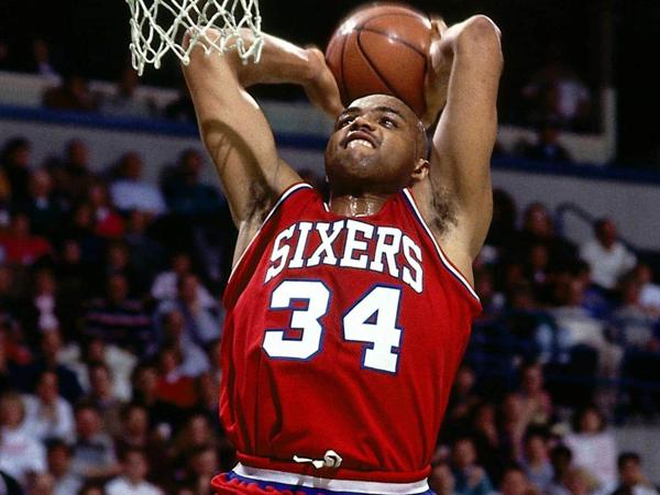 צ'ארלס בארקלי - מבקש שכר הולם עבור שחקני עבר במשחקי NBA 2K