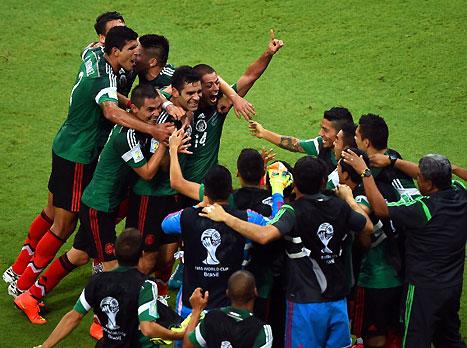 חלק מההצלחה האדירה של נבחרות ממרכז ודרום אמריקה (GETTYIMAGES)