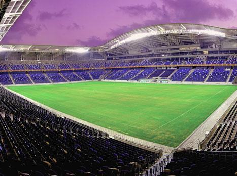 האצטדיון החדש יתמלא? (עיריית חיפה)