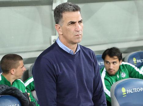 ניצחון ליגה ראשון כמאמן חיפה. בלבול (דני מרון)
