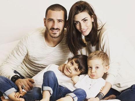 המשפחה היא הדבר שהכי יקר לבונוצ'י (חשבון האינסטגרם של בונוצ'י)
