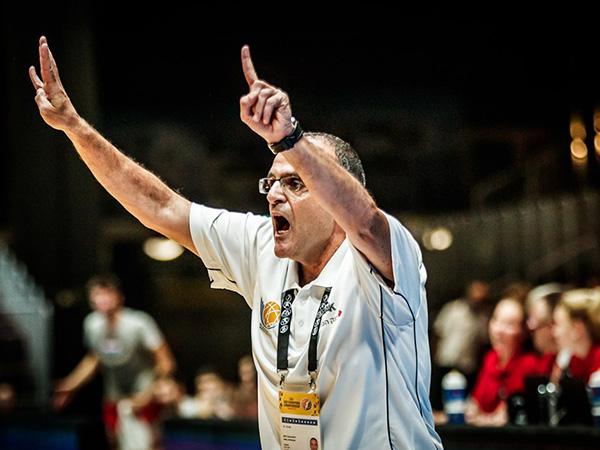 בית הלחמי הוליך את ישראל לתואר היסטורי (FIBA)