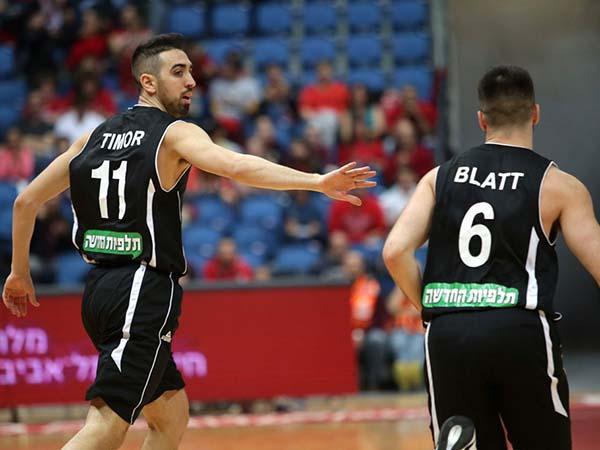 ירושלים ניצחה את פואנלבראדה בהפרש מצטבר של 44 נקודות (FIBA)