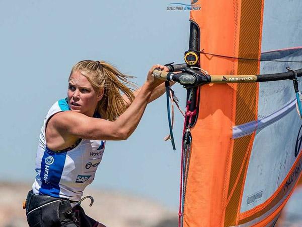 מקום רביעי גם לספיצ'קוב (צילום: sailing energy)