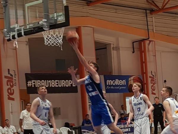 נבחרת הנוער. ניצחון שלישי ברצף (איגוד הכדורסל)