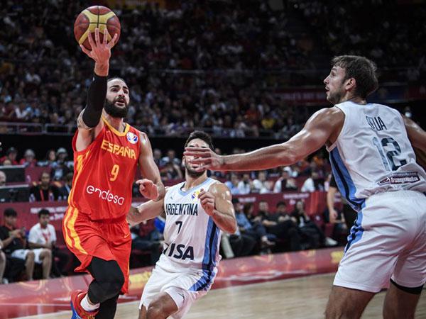 רוביו, הברומטר של ספרד (FIBA)