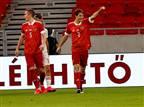 6 מ-6: רוסיה גברה 2:3 על הונגריה בחוץ